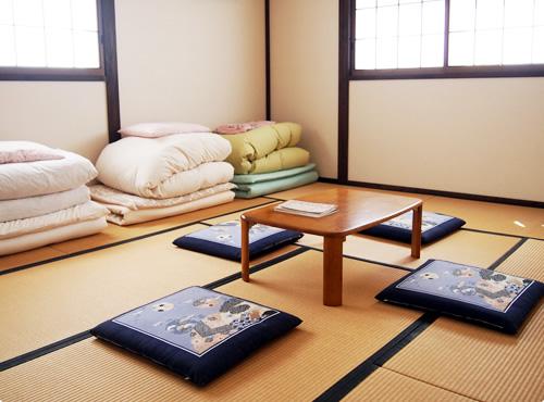 和室10畳・貸切プラン(バス・トイレ無)